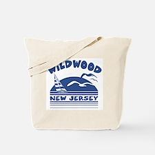 Wildwood New Jersey Tote Bag