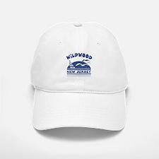Wildwood New Jersey Baseball Baseball Cap