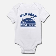 Wildwood New Jersey Infant Creeper