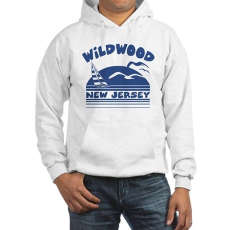 Wildwood New Jersey Hooded Sweatshirt