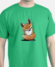 KiniArt Fox T-Shirt