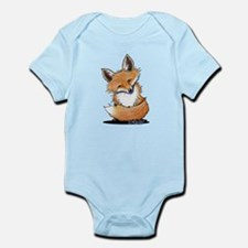 KiniArt Fox Infant Bodysuit