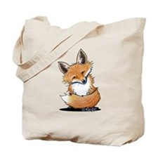 KiniArt Fox Tote Bag