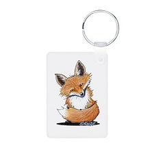 KiniArt Fox Keychains