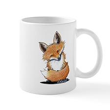 KiniArt Fox Mug
