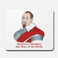 Gustavus Adolphus Mousepad
