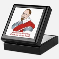 Gustavus Adolphus Keepsake Box