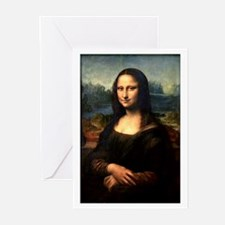 Mona Lisa Greeting Cards (Pk of 20)
