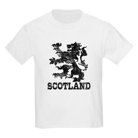 Scotland Kids Light T-Shirt