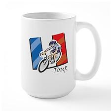 Tour Biking Mug
