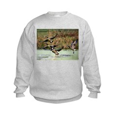 geese taking off Sweatshirt