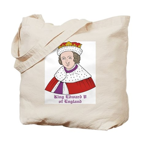 King Edward V of England Tote Bag