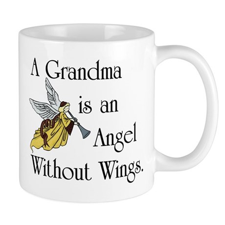 Grandma Angel Mug