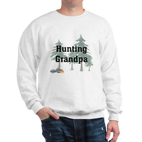 Hunting Grandpa Sweatshirt