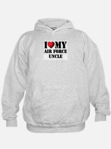 Air Force Uncle Hoodie