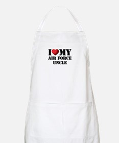Air Force Uncle BBQ Apron