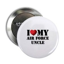 """Air Force Uncle 2.25"""" Button (100 pack)"""