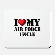 Air Force Uncle Mousepad