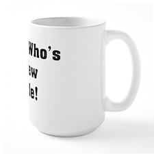 Guess Who's A New Uncle Mug