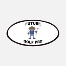 Future Golf Pro (Girl) Patches