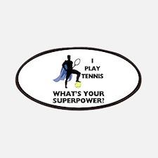 Tennis Superpower Patches