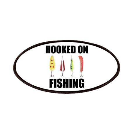 Hooked on Fishing Patches