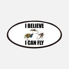 I Believe I Can Fly Patches