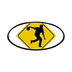 Bowling Crossing Sign Patches