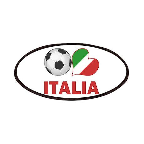 Italian Soccer Fan Patches