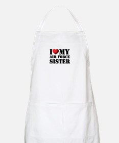 Air Force Sister BBQ Apron