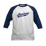 Cancer Free Survivors Kids Baseball Jersey
