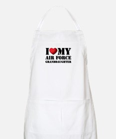Air Force Granddaughter BBQ Apron