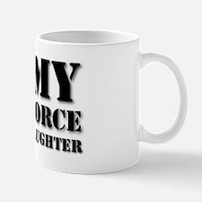 Air Force Granddaughter Small Small Mug