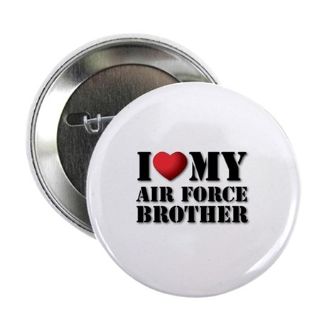 """Air Force Brother 2.25"""" Button (10 pack)"""