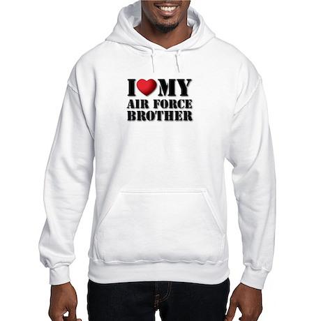 Air Force Brother Hooded Sweatshirt