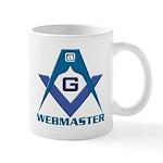 Gift for the Masonic webmaster Mug