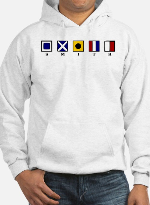 Nautical Smith Jumper Hoody