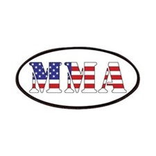 USA MMA Patches