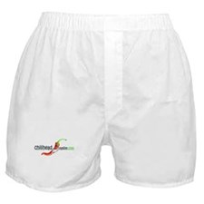 Hot Boxer Shorts for a True Chilihead