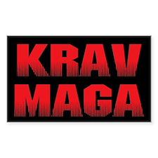 Krav Maga Bumper Stickers