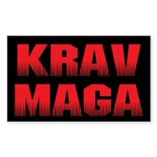 Krav Maga Decal
