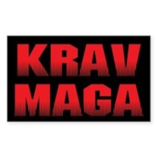 Krav Maga Stickers