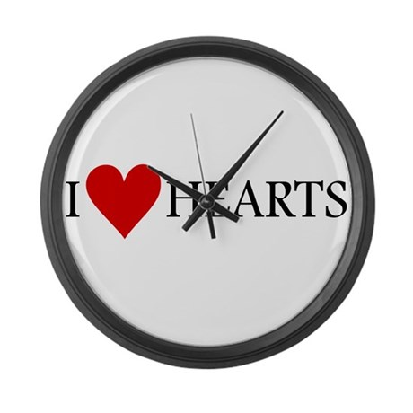 The Cardiologist Large Wall Clock