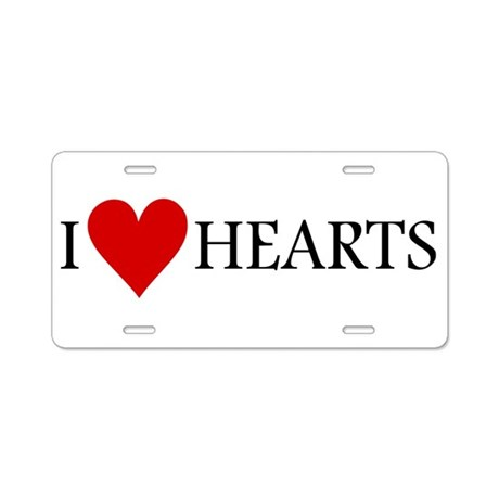 The Cardiologist Aluminum License Plate