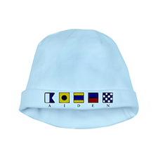 Nautical Aiden baby hat