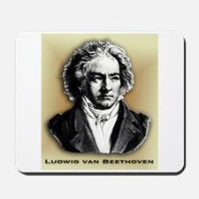 Classical Composers Mousepad