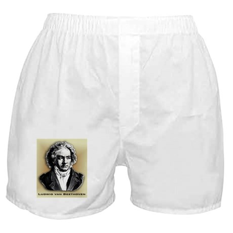 Classical Composers Boxer Shorts