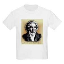 Classical Composers Kids T-Shirt