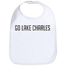 Go Lake Charles! Bib