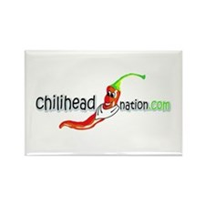 Chilihead Nation Rectangle Magnet